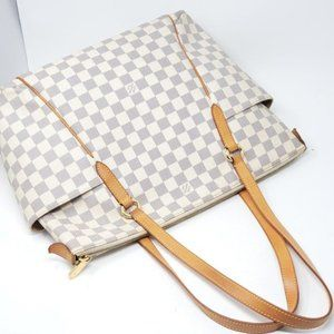 Louis Vuitton Bags - Auth Louis Vuitton Totally MM Damier Azur Tote Bag